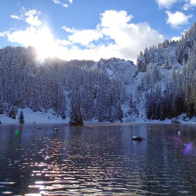 Abord du lac