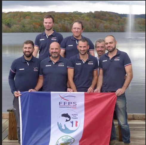 Equipe France championne monde 2019